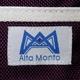 【AltaMonto アルタモント】SSLR ウエストバッグ ブラック - 縮小画像3