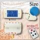 【小型カメラ】置時計型スタイルカメラ Wi Clock(オンスタイル)カラー:シルバーホワイト - 縮小画像4