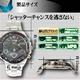 【小型カメラ】暗視補正レンズ付、腕時計型スパイカメラ(CIa-010)パスワードロック機能付 - 縮小画像5