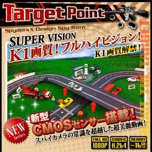 【防犯用】【超小型カメラ】【小型ビデオカメラ】 小型カメラ ペン型 スパイカメラ スパイダーズX (P-117S) シルバー K1画質 フルハイビジョン 暗視補正 60FPS 16GB内蔵 商品写真2