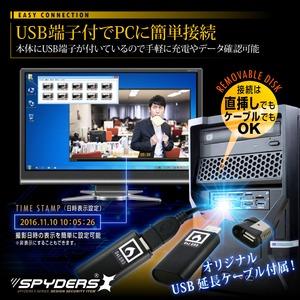 【防犯用】【超小型カメラ】【小型ビデオカメラ】 ライター型カメラ スパイカメラ スパイダーズX (A-530) 小型カメラ 1080P 電熱コイル式 バイブレーション f05