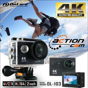 【小型カメラ】【ウェアラブルカメラ】【スポーツカム】【アクションカム】GoPro(ゴープロ)クラス 4K/...の写真