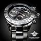 Seventh Wonder(セブンス・ワンダー) クロノグラフ メンズ 腕時計 GUNMETAL SW0192 - 縮小画像1