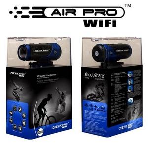 ION(アイオン) ウェアラブルカメラ AIR PRO wifi(PRO PLUS&wifiPOOZセット) - 拡大画像