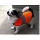 DOG SAFETY VEST(ドッグ セーフティーベスト) 蛍光オレンジ M - 縮小画像4