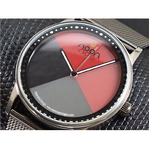 NOON(ヌーン) COPENHAGEN 腕時計 44-004M6 - 拡大画像