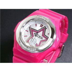 CASIO(カシオ) Baby-G 腕時計 レディース BGA103-4B - 拡大画像