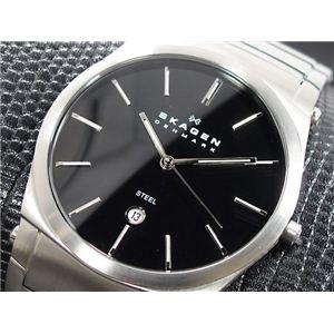 SKAGEN(スカーゲン) 腕時計 メンズ 859LSXB - 拡大画像