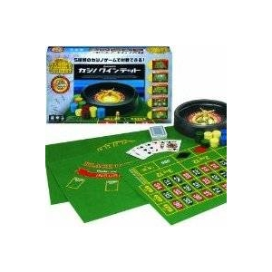 家庭用カジノゲームセット「カジノクインテット」 - 拡大画像