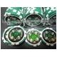 Quattro Assi(クアトロ・アッシー)ポーカーチップ100枚セット 【2色グリーン&ブラック】 - 縮小画像4