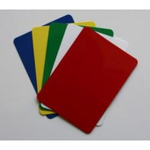 カットカード10枚セット(ポーカーサイズ) - 拡大画像