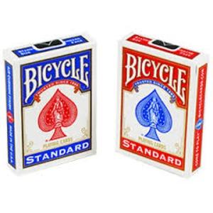 BICYCLE バイスクル ライダーバック808 新パッケージ-ブルー- - 拡大画像
