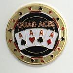 カードプロテクター「Quad Aces」