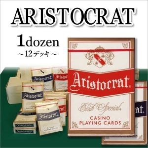 ARISTOCRAT[ポーカーサイズ] 1ダース - 拡大画像
