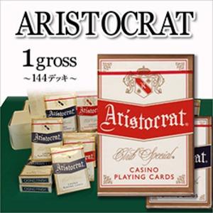 ARISTOCRAT[ポーカーサイズ] 1グロス - 拡大画像