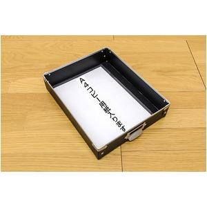 収納チェスト(収納ケース/多段チェスト) ブラウン 【5段】 幅38cm キャスター付き 硬質パルプボード製 『Popan』 f04
