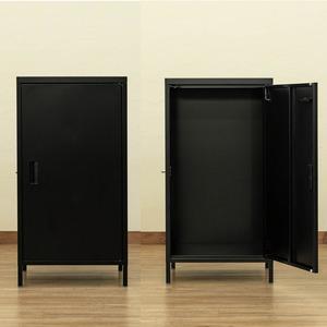 宅配ボックス大容量 ハイタイプ ブラック (BK)【組立品】 - 拡大画像