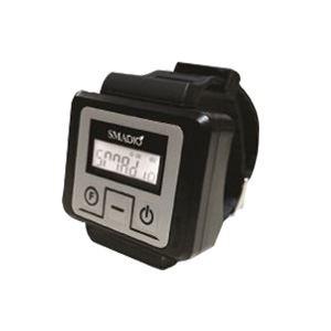 ワイヤレスチャイム/呼び出しベル 【追加用 腕時計型レシーバー 単体】 振動アラーム 『スマジオ』