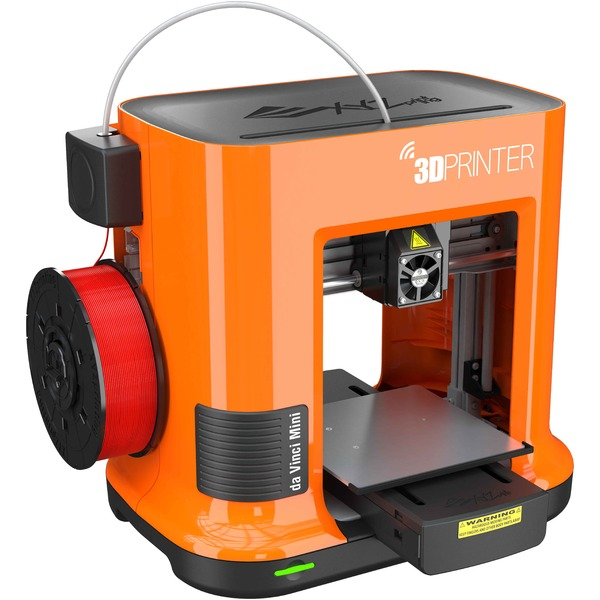 コンパクトでスタイリッシュな簡単3Dプリンター ダヴィンチMini w