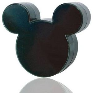 Rix(リックス) iCharger Disney ディズニー ミッキーマウス シルエット型 家庭用コンセント (AC) 充電器 海外対応 (ブラック) RX-DNYACBK 【2個セット】 - 拡大画像