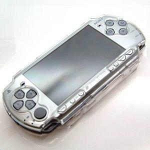 Rix(リックス) PSP3000専用 クリアハードケース 液晶クリーナー付き RX-PSPC647CL 【3個セット】 - 拡大画像