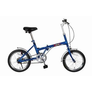 折畳み自転車 ZERO-ONE FDB16 No.72946 - 拡大画像
