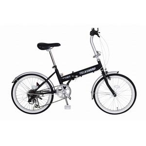 折畳み自転車 FIELD CHAMP FDB20 6S MG-FCP206 - 拡大画像