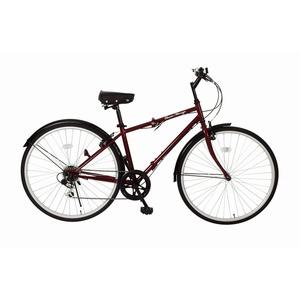 折畳み自転車 ClaSSic Mimugo FDB700C 6S MG-CM700C - 拡大画像