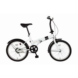 折畳み自転車 CHEVROLET FDB20R MG-CV20R - 拡大画像