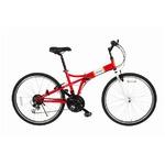 折畳み自転車 RENAULT FDB26 18S MG-RN2618