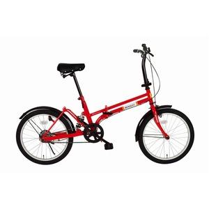 折畳み自転車 RENAULT RサスFDB20 MG-RN20R - 拡大画像