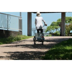 アシらくチャーリー 電動アシスト 三輪自転車 MG-TRM20EB