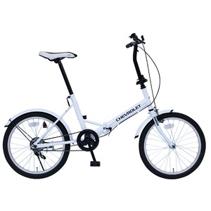 折畳み自転車 CHEVROLET FDB20E MG-CV20E - 拡大画像