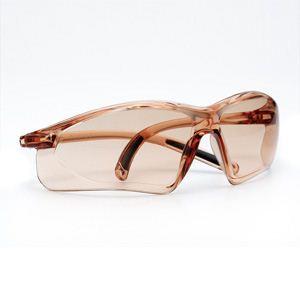 快適・オシャレ アイケア グラス(花粉・スポーツ・ファッション・目の保護) EC-01 C2 ブラウン - 拡大画像