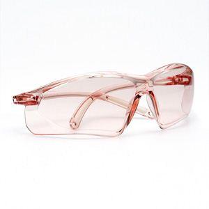 快適・オシャレ アイケア グラス(花粉・スポーツ・ファッション・目の保護) EC-01 C5 ピンク - 拡大画像