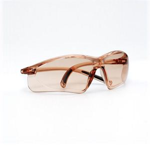 快適・オシャレ アイケア グラス(花粉・スポーツ・ファッション・目の保護) EC-01S C2 ブラウン - 拡大画像