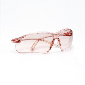 快適・オシャレ アイケア グラス(花粉・スポーツ・ファッション・目の保護) EC-01S C5 ピンク - 拡大画像