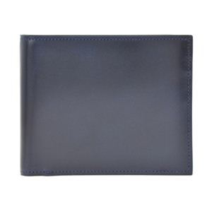 SONNE(ゾンネ) SOC002RE NVY 二つ折り財布
