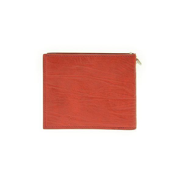 SONNE(ゾンネ) SOD003B RED 長財布(小銭入れ付)