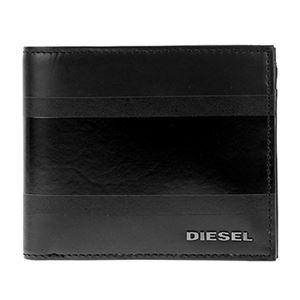 DIESEL (ディーゼル) X04151-PR400/H6083 二つ折り財布 - 拡大画像