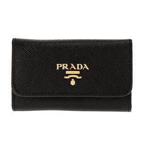 Prada(プラダ) 1PG222 S/ME/NER キーケース - 拡大画像