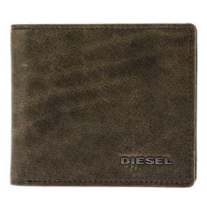 DIESEL (ディーゼル) X03363-P1075/H6184 二つ折り財布   - 拡大画像