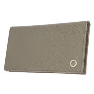 Bvlgari (ブルガリ) 30399 GRAIN/STONE GREY 長財布