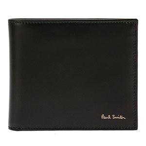 Paul smith (ポールスミス) AUPC4833-W761A/79 二つ折り財布 - 拡大画像