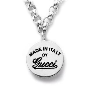 Gucci (グッチ) 311095-J8400/8106 ネックレス - 拡大画像