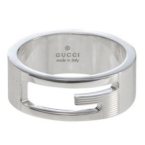 Gucci (グッチ) 032660-09840/8106/16 リング 日本サイズ15号 サイズ刻印 16 - 拡大画像
