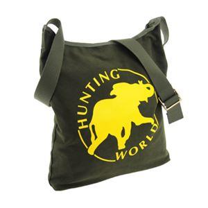 HUNTING WORLD(ハンティングワールド) 7171-865 BORNEO/KHA ショルダーバッグ