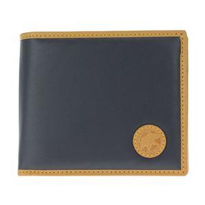 HUNTING WORLD(ハンティングワールド) 310-16A/BATTUE ORIGIN/NVY 二つ折り財布