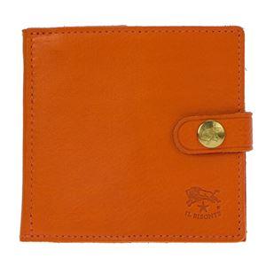 IL BISONTE(イルビゾンテ) C0508/166 二つ折り財布 - 拡大画像