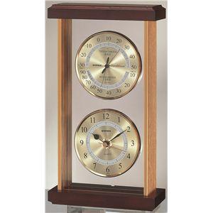 スーパーEX温・湿度・時計 EX-742 - 拡大画像